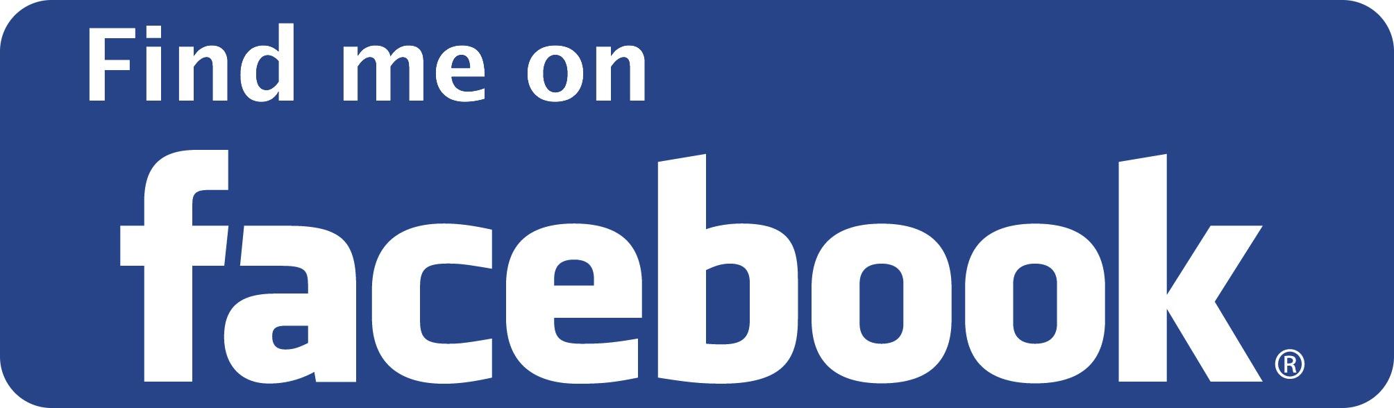 Find Me On Facebook Logo